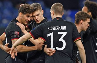Cuplikan Pertandingan Germany vs Iceland
