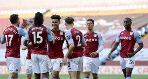 Cuplikan Pertandingan Aston Villa vs Fulham