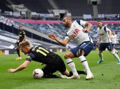Cuplikan Pertandingan Newcastle United vs Tottenham Hotspur