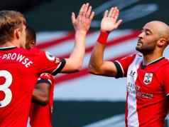 Cuplikan Pertandingan Southampton vs Burnley