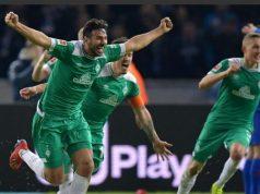 Cuplikan Pertandingan VfB Stuttgart vs Werder Bremen