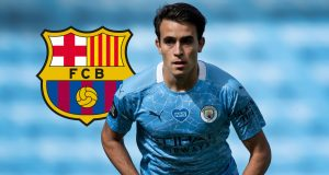 Eric Garcia Bakal Gabung Barcelona