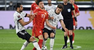 Cuplikan Pertandingan Germany vs North Macedonia