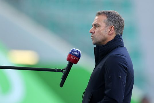 Hansi Flick Mundur Dari Bayern Munich
