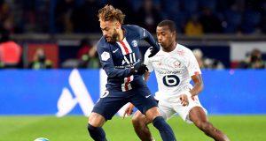 Cuplikan Pertandingan PSG vs Lille