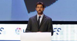 Andrea Agnelli Mundur Sebagai Presiden Juventus