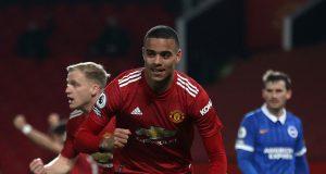 Cuplikan Pertandingan Manchester United vs Brighton