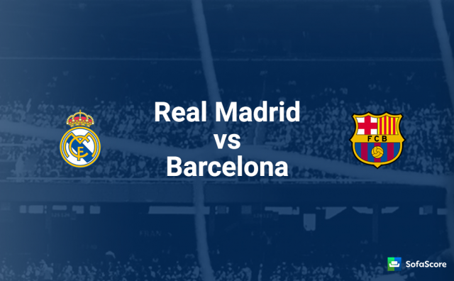 Predikis Real Madrid vs Barcelona