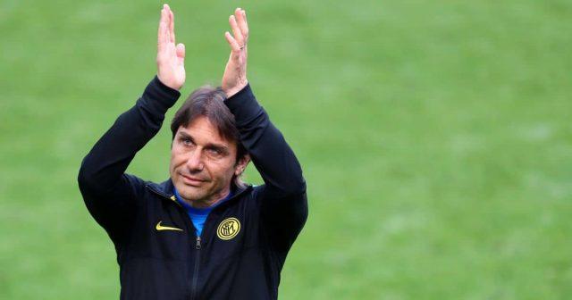 Antonio Conte Tinggalkan Inter Milan