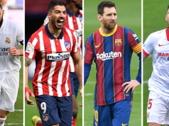 Penentu La Liga: Barcelona Vs Atletico Madrid & Real Madrid Vs Sevilla