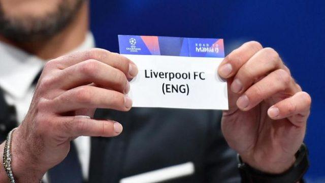 Daftar Lengkap Pot Pembagian Liga Champions Musim Depan