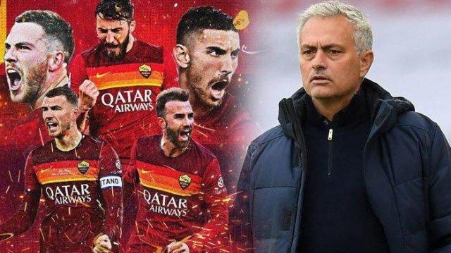 Jose Mourinho Latih AS Roma Musim Depan