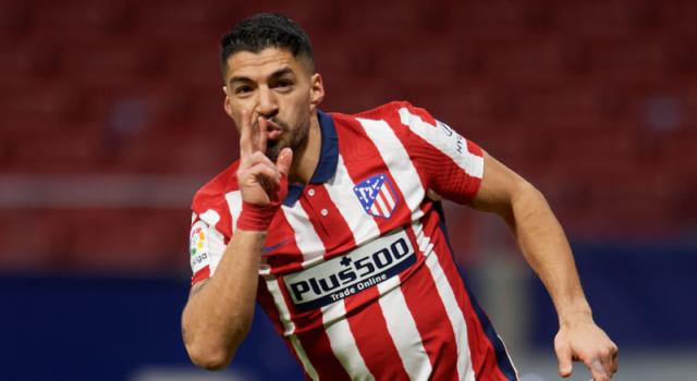 Atletico Madrid Siap Perpanjang Kontrak Luis Suarez