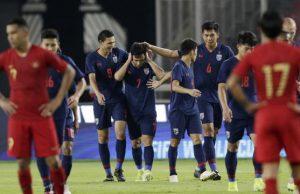 Jelang Indonesia vs Thailand, Akira Nishino: Kedua Tim Sama-sama Ingin Kemenangan