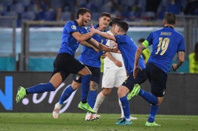 Italy Dapat Point Sempurna