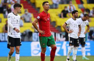Portugal Dibantai 4-2