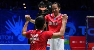 Dapat Lawan Berat di Perempatfinal, Praveen dan Melati Enjoy