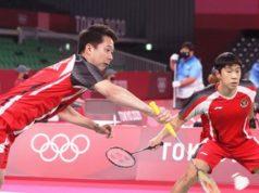 The Minions Mundur dari Korea Open 2021