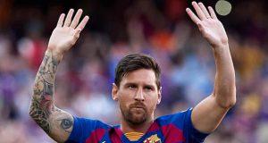 Messi Tinggalkan Barcelona