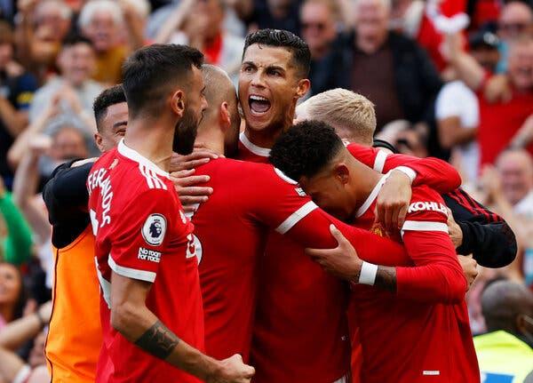 Ronaldo: Saya ke MU Bukan Untuk Liburan
