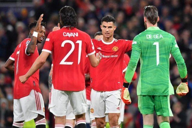 Ronaldo Jadi Pahlawan Kemenangan MU